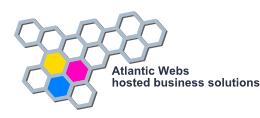 Atlantic Webs Client Center